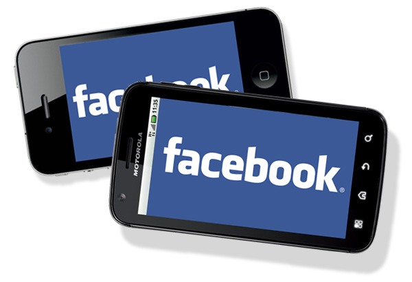 Facebook mobile store locator
