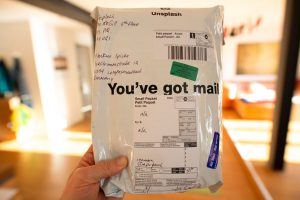 mail package